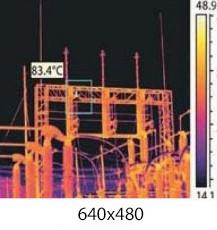 Разрешение детектора 640x480px